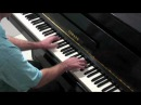 Grieg 'Wedding Day at Troldhaugen' Tutorial - Paul Barton, piano