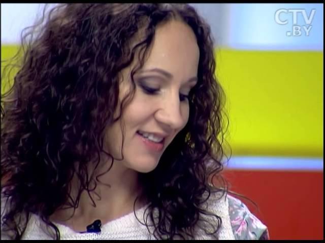 CTV.BY: Руся, солистка музыкального проекта «Shuma» в программе «УТРО» на СТВ