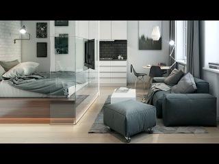Дизайн Крошечной Квартиры - Модные Идеи для Вашего Дома