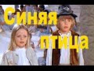 Фильм-сказка, СИНЯЯ ПТИЦА, СССР 1976, Ленфильм, кино для детей