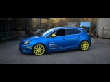 2014 Opel Astra J - Tuning Love Video (DRIVE & SOUND)