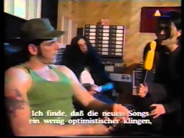 Type O Negative 'October Rust' Studio Report (1996)