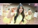 AOA 크림(CREAM) - 질투 나요 BABY 안무영상(Dance Practice) Eye Contact Ver