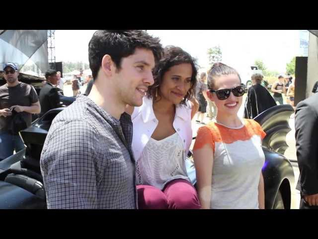 Merlin at Comic-Con 2012! | Merlin