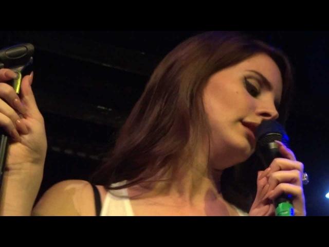 Lana Del Rey - Summertime Sadness - Jazz Cafe London - 10.04.12