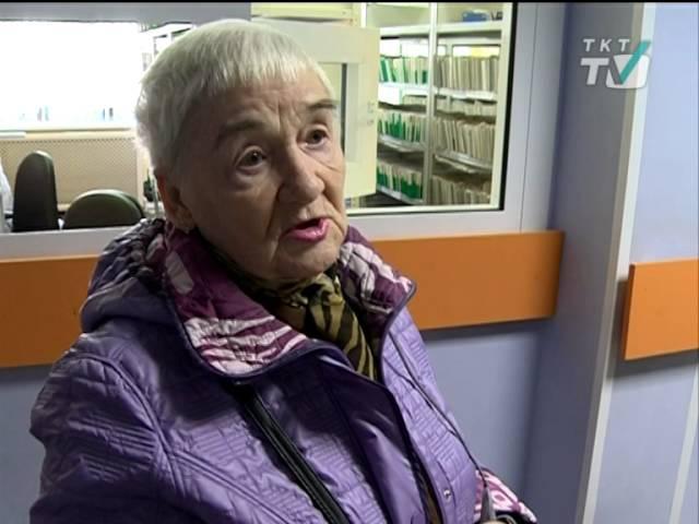 109-ая поликлиника избавляется от очередей и бумажной волокиты