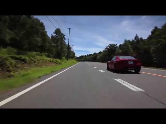 Toyota Japan — Touge VOL.155: Amazakai Touge.