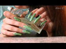 ASMR: tingles with ♡ nail tapping ( scratching) on table/Plastic and Glass/ ♡