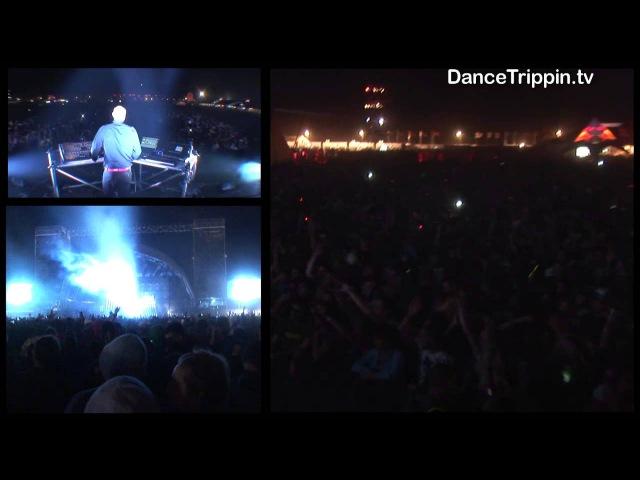 Vitalic | Monegros (Spain) DJ Set | DanceTrippin