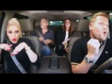 Джордж Клуни, Джулия Робертс и Гвен Стефани поют в караоке в машине