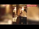 Видео когда  Касьянову в лицо бросают торт ! Касьянов в полиции (полная версия)