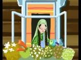 Ике кыз (Две дочери) (мультфильм на татарском языке)