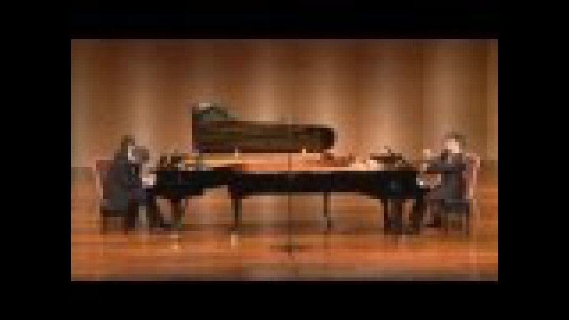 MultiPiano - Mozart-Grieg - Sonata in C after K. 545 - Taipei 2012