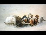 Степь да степь кругом русская народная песня Russian folk song Steppe all around