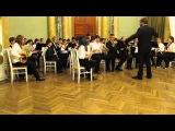 Чайковский - Марш (из балета Щелкунчик) в обработке. Молодые таланты Санкт-Петербурга