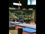 """Tarin Pashow ?Sophias Mommy? on Instagram: """"Seriously incredible! Soph has watched this video about 100 times! Had to have a front row seat by the bars to see Miss @madison_kocian…"""""""