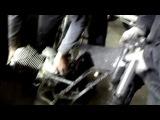 Съём двигателя, методом отрезания креплений от Белки :D