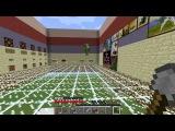 Побег От Лавы! #1 Прохождение Карты - Minecraft