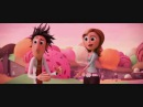 Cloudy with a Chance of Meatballs - snowball scene
