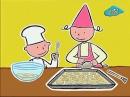 16 Миндальные печенья Поиграем приготовим