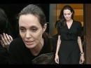 Анджелина Джоли при смерти Актриса госпитализирована с весом 35 килограммов