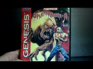 Splatterhouse 3 (Sega Genesis) James & Mike Mondays