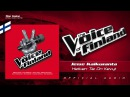 Jesse Kaikuranta Hetken tie on kevyt The Voice of Finland season 1 Official Audio