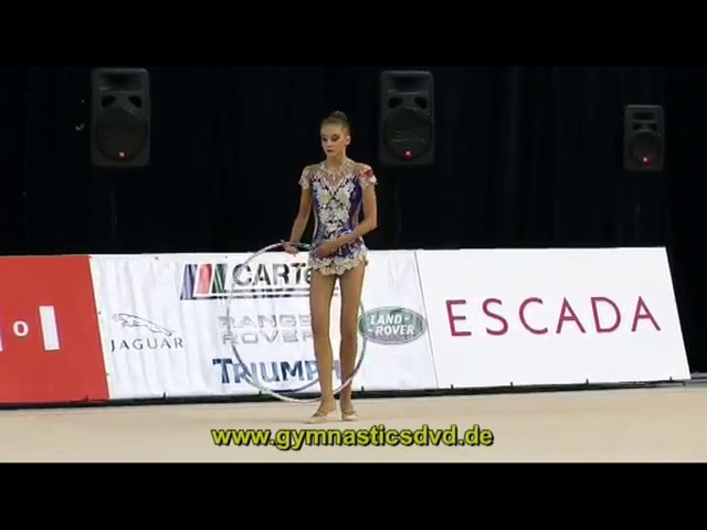 Alina Harnasko - BLR - Junior 03 - Grand-Prix Brno 2015