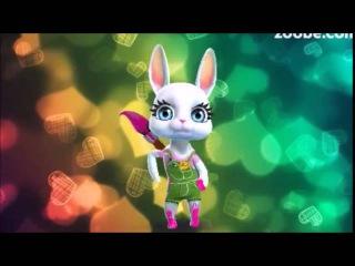 Нарезка-Микс из клипов с Зайкой, Попурри, 32шт, выпуск 1