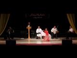 Evelina Farhshatova 7 old year. Orchestra 1 place. IV Almaz Festival Ufa. Alf Leila Wa Leila.
