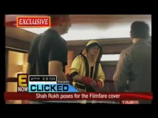 Shah Rukh Khan @iamsrk - Filmfare cover photoshoot - november 2012