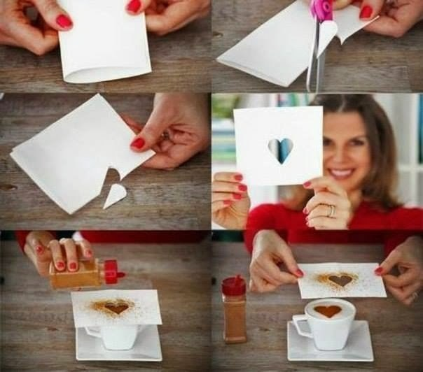 Проста ідея зробити комусь приємно...