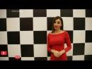 Пробы Анастасии Лисовой в ведущие прогноза погоды на ТНТ