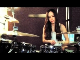 !!!METALLICA - NOTHING ELSE MATTERS - DRUM COVER BY MEYTAL COHEN