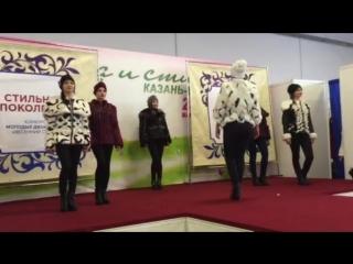 """Коллекция """"Девичьи секреты"""" показ 2016 на всероссийском конкурсе Мода и стиль"""