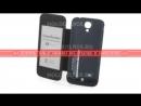 PocketBook для Samsung Galaxy S4 черная PBS4-E-WW