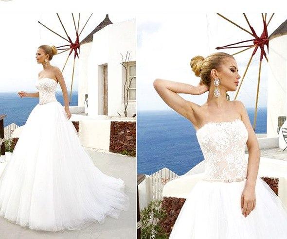 Свадебные Платья Салон Богиня