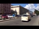 Retro Volkswagen Bulli