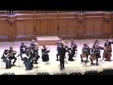 Бетховен Квинтет № 2 до мажор (переложение для камерного оркестра М. Уткина) Дирижер Алексей Уткин