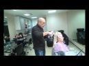 Ч1 Мастер класс по обесцвечиванию полотна волос и окраской Бешеный апельсин Ва