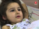 Телеканал ВІТА новини 2015-12-11 4 річна Єва - Вікторія потребує допомоги