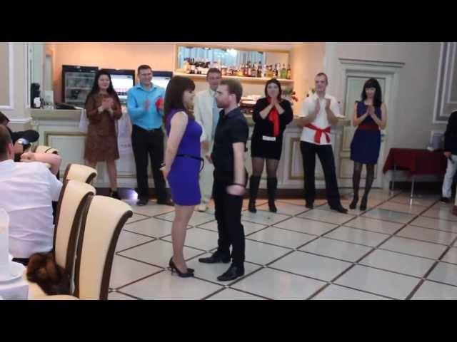 танец мачо на свадьбе | BigFail