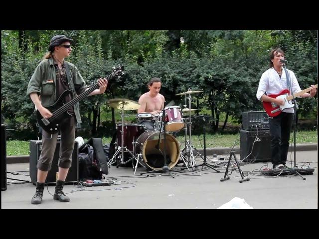 Рок-группа Чёрный Квадрат 07.07.12 [2]