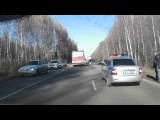 Трасса Нерехта-Кострома