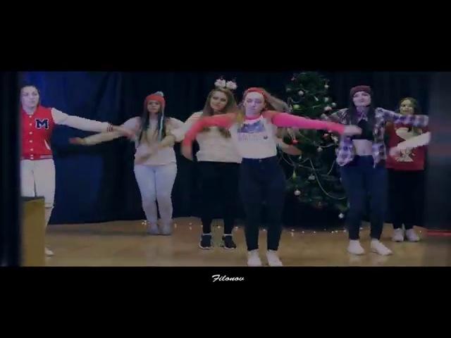 Train – Shake Up Christmas Choreography by Alisa Rudochenko