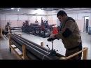 Автоматическая сварка обсадных труб с усиленными резьбовыми соединениями. intertehno