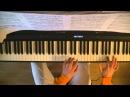 The Last Samurai - Safe Passage - Hans Zimmer Piano