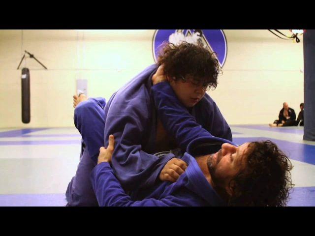 Kurt Osiander Move of the Week - Choke from Guard