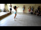 Agua Blanca 2015 - Irina Kozar - Timba - Lady Style