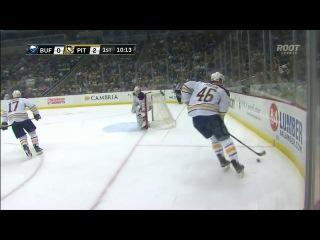 NHL.Buffalo Sabres - Pittsburgh Penguins . 1 тайм | Питтсбург - Баффало . НХЛ 30.10.2015